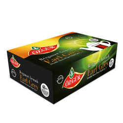 Öz-Gür - Bergamotlu Demlik Poşet Çay 48 li - 48x3.2 g