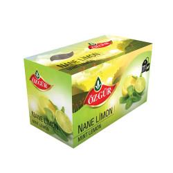 Öz-Gür - Nane Limon Çayı