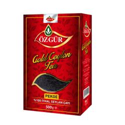 Öz-Gür - PEKOE Gold Ceylon Çayı 500 g