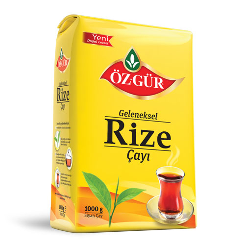 Geleneksel Rizenin Çayı 1000 g