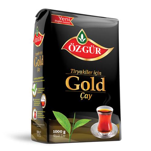Öz-Gür - Gold Çay 1000 g