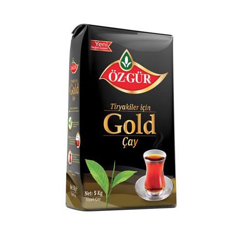 Öz-Gür - Gold Çay 5000 g