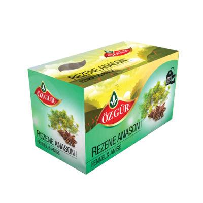 Rezene Anason Çayı